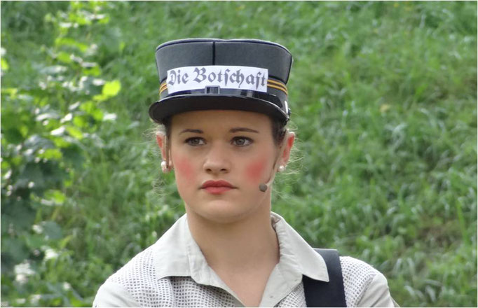 Miriam Graf alias Pöstlerin