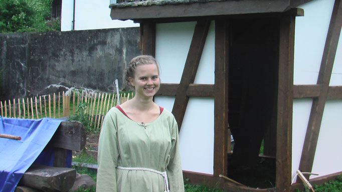 Jonna Gimmi alias Fräulein Harras