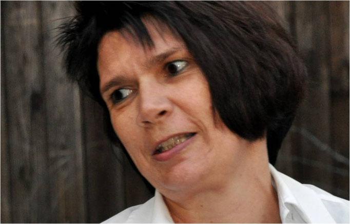 Andrea Angst alias Metzgersfrau