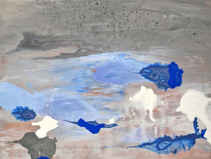 Winter / Jahreszeiten Teil 1   80 cm x 60 cm   verkauft