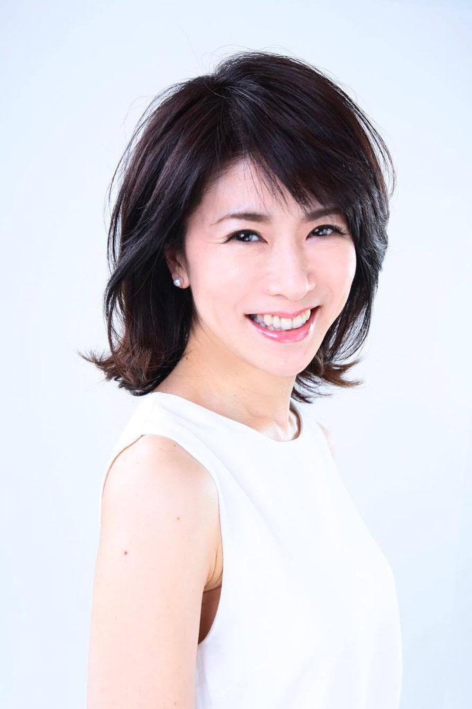 佐々木美佳 155㎝ 40代