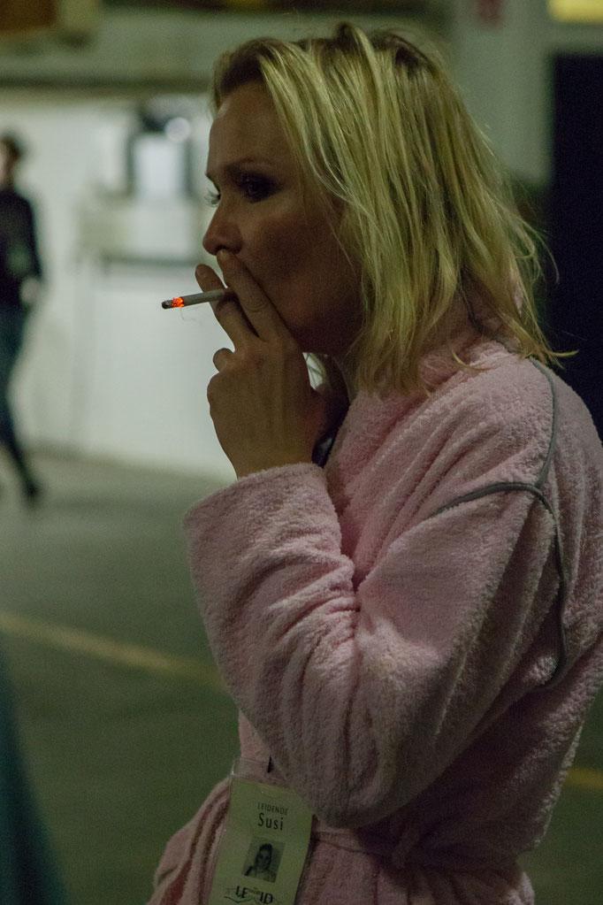 Susi Kowalski- Evi Meinardus - 2018- SIGNA - Deutsches Schauspielhaus - Das halbe Leid - Foto: Erich Goldmann