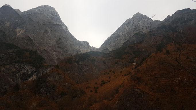 Herbststimmung mit Elfer und Zwölfer