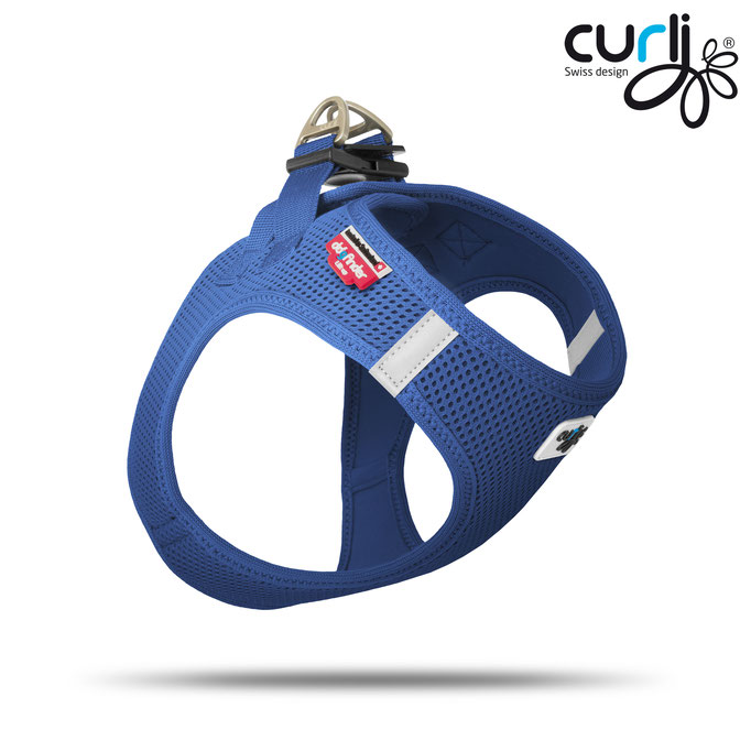 Curli Vest Air Mesh Blue