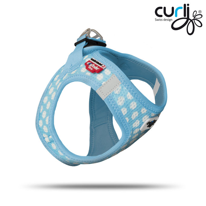 Curli Puppy Set Skyblue-Circle
