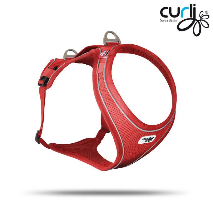 Curli Belka Comfort Red