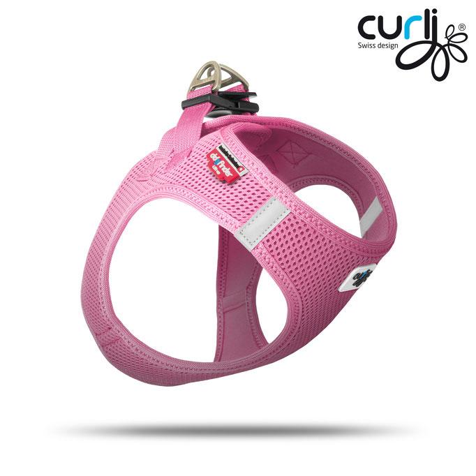 Curli Vest Air Mesh Pink