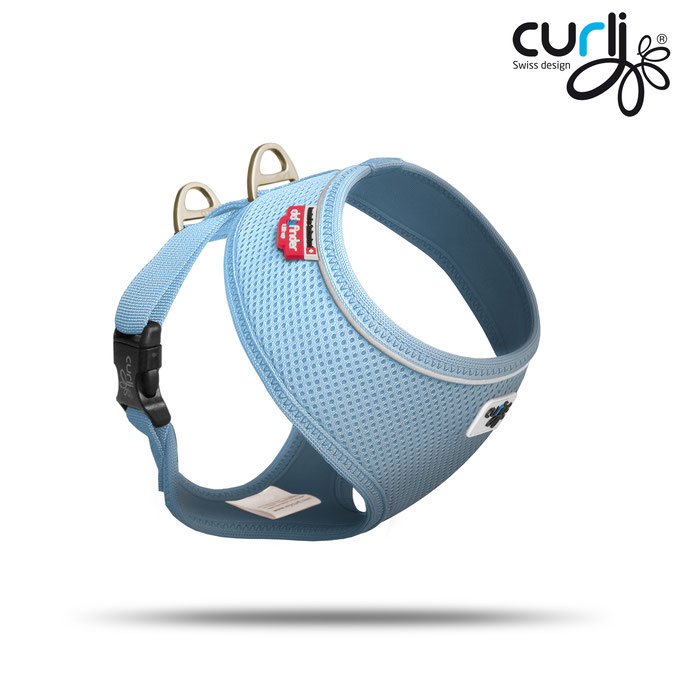 Curli Basic Air Mesh Skyblue