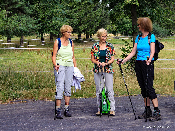 Wanderfreunde aus Höhn
