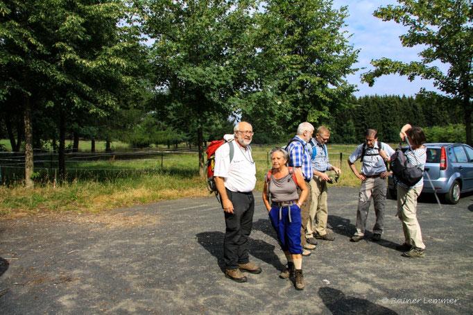 Wanderfreunde aus Bad Ems und Düringen
