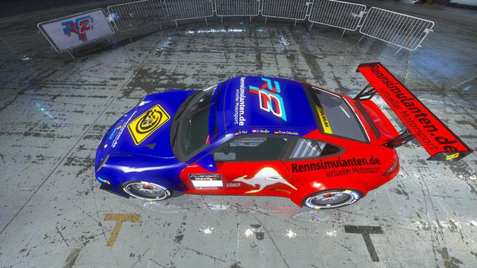 12h Mount Panorama - Teammates Bernd Paul / Oliver Woelfer - P16 GT3-Class