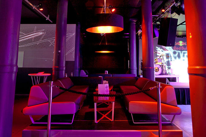Lounge Deckenlampen für indirektes Licht