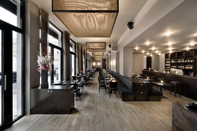 Designerlampen für Hotel und Gastronomie