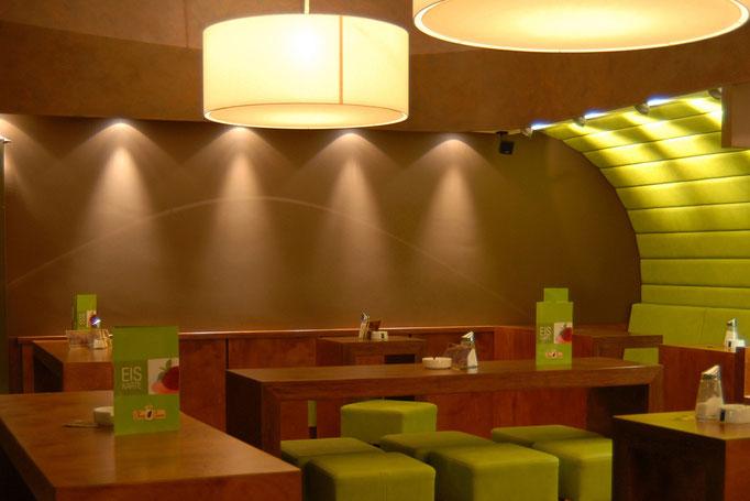 Lampenschirme für Gastronomie