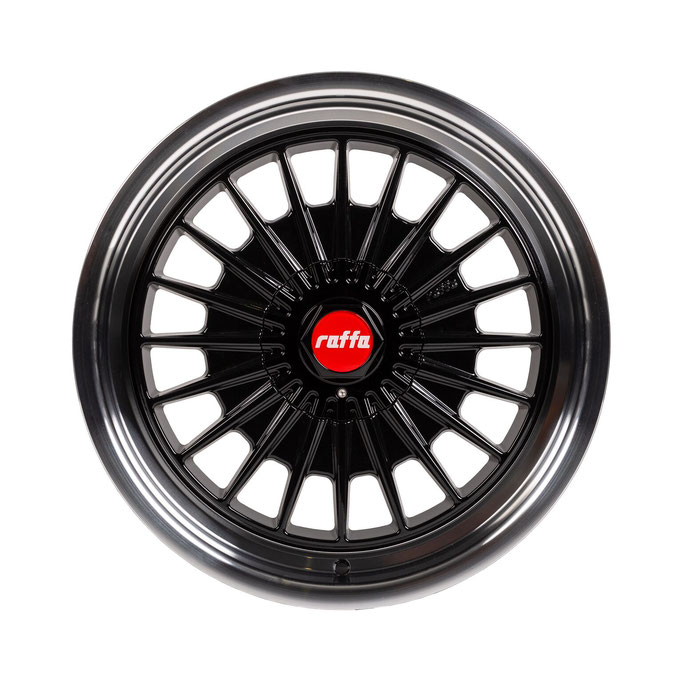Raffa Wheels RS-02 Black