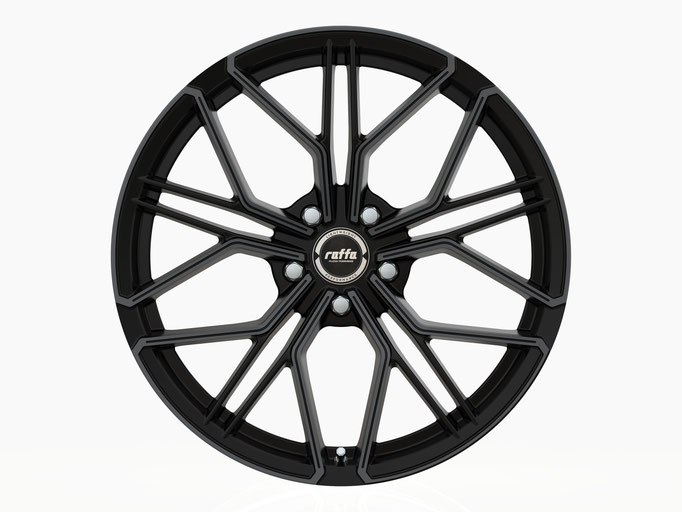 RAFFA WHEELS RF-02 DARK MIST