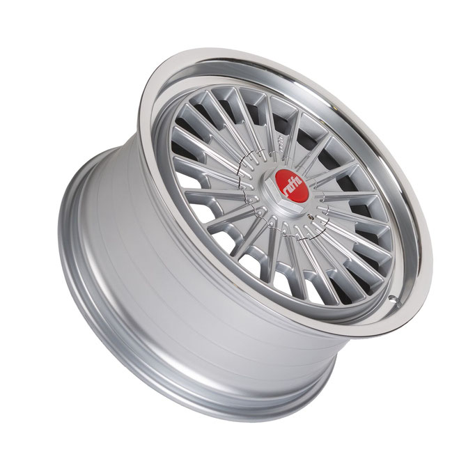 Raffa Wheels RS-02 Silver