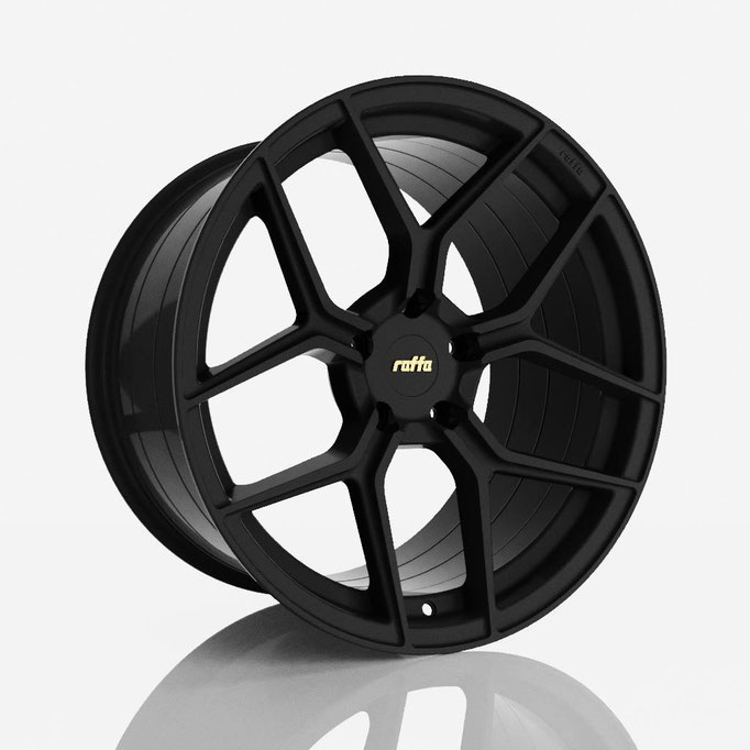 RAFFA RS-01 GLOSS BLACK