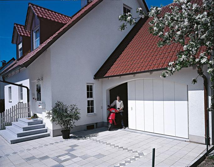 Seitensektionaltor von Normstahl - Entrematic Germany GmbH