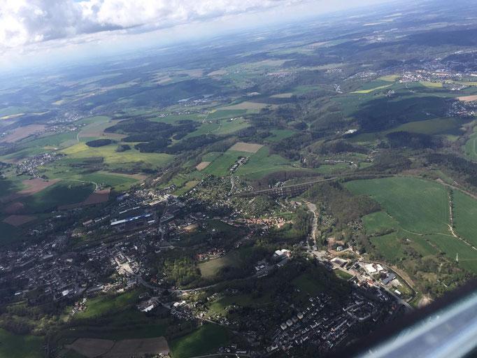 Auerbach im Vogtland!