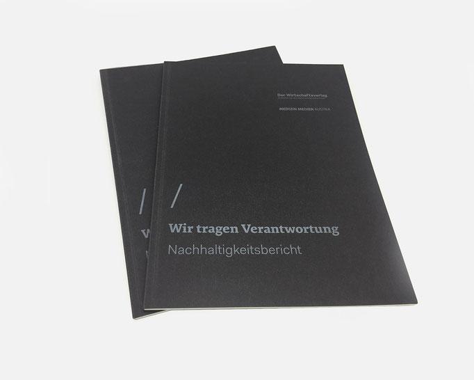 Wirtschaftsverlag Nachhaltigkeitsbericht
