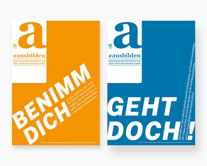 Wirtschaftsverlag ausbilden - Magazin für Lehrlingsausbilder
