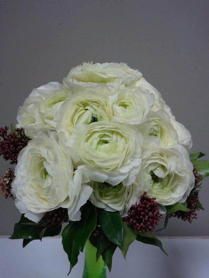 Bouquet de mariée (45€)