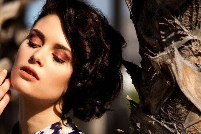 © Markus Thiel ; bloos Make-up & Hair Academy www.bloos-academy.de