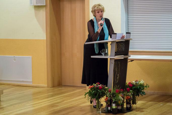 Grete Brenner Moderation