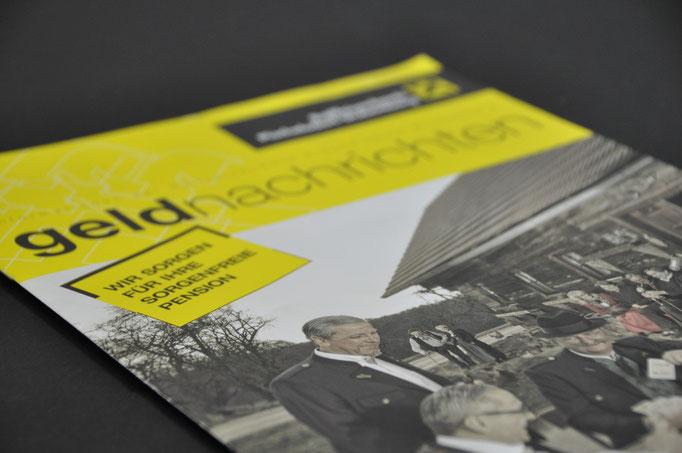 RAIFFEISENBANK PISCHELSDORF-STUBENBERG: Kundenzeitung © by dunstdesign.at