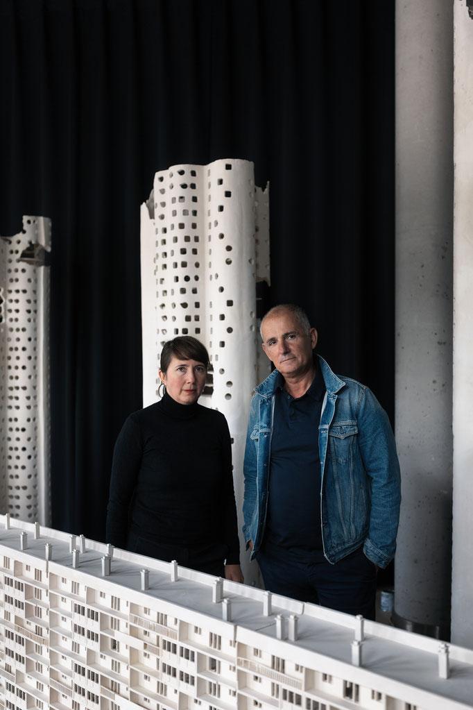 Martine Feipel & Jean Bechameil   artists