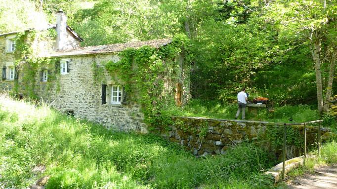 Le moulin de Villard