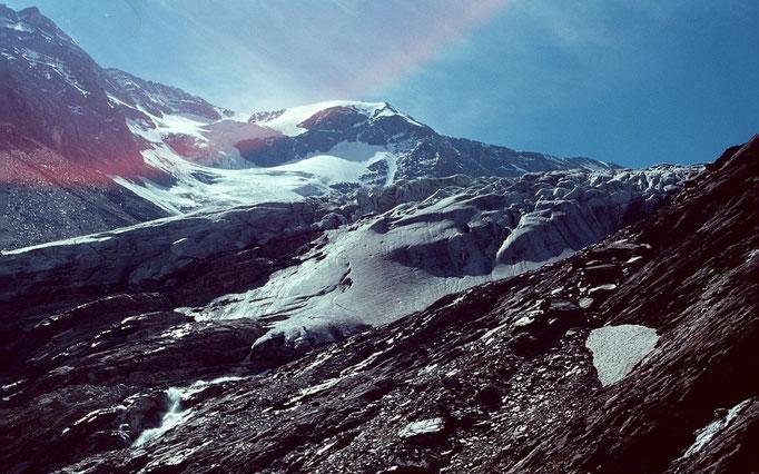 Karlingerkees vom Anstieg zur Wintergasse
