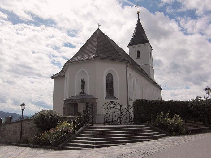 Die Kirche St. Georgen