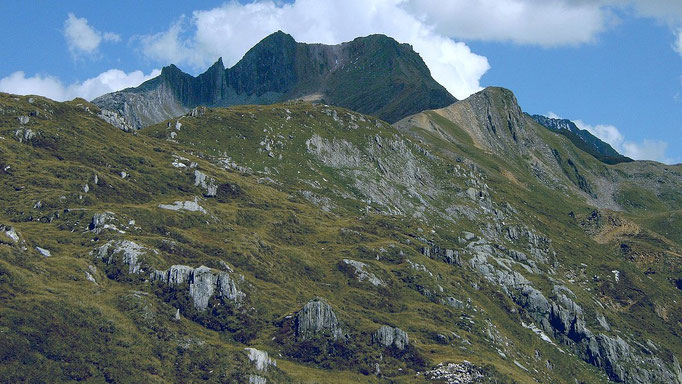 Blick zur Rotbachlspitze