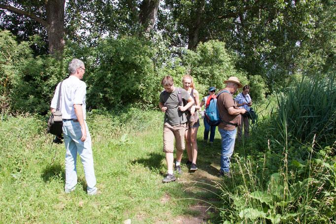 Teilnehmer  (Foto: B. Budig)
