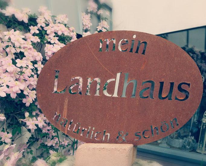 Mein Landhaus - natürlich & schön