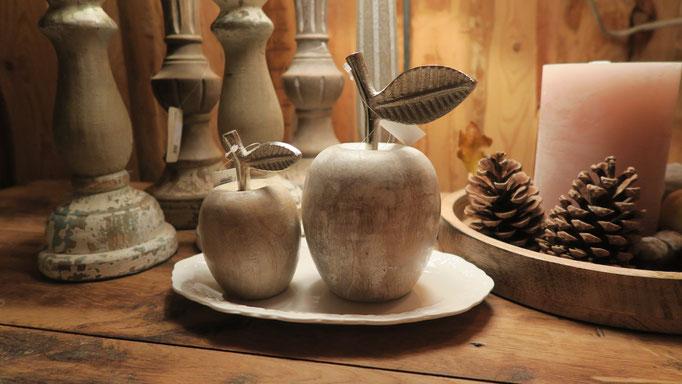 Äpfel Dekoration