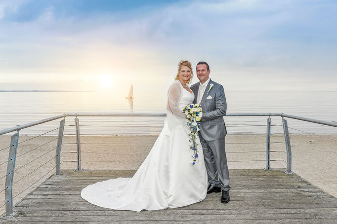Hochzeit, Meer, Shooting, Outdoorshooting, Strand