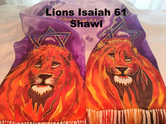 Lions Isaiah 61