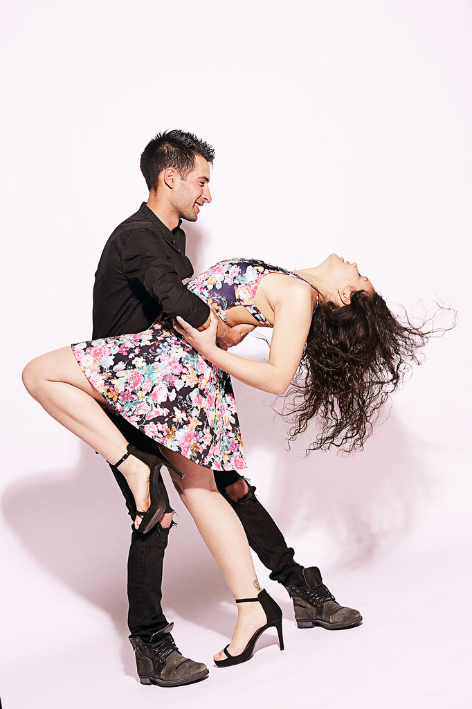 Dance Fotoshooting by Claudia Mamone