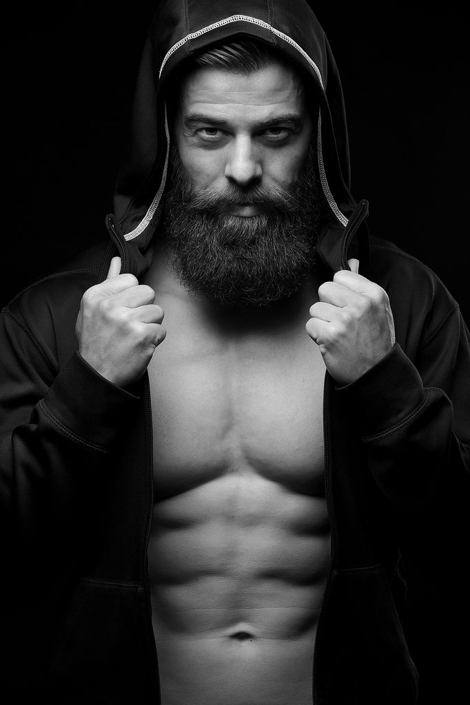 Mens Beauty Fotoshooting by Claudia Mamone