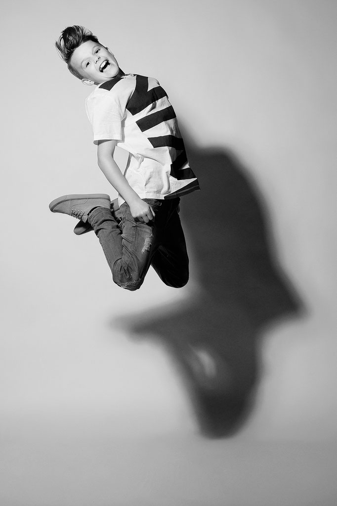 Teenager Fotoshooting by Claudia Mamone