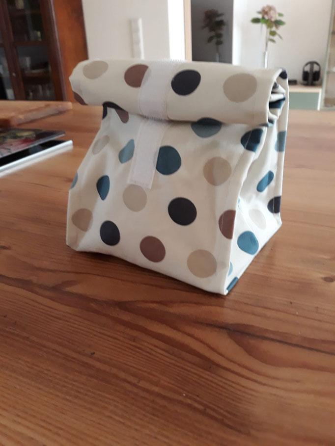 Kleines Lunchbag für das Pausenbrot für 15€