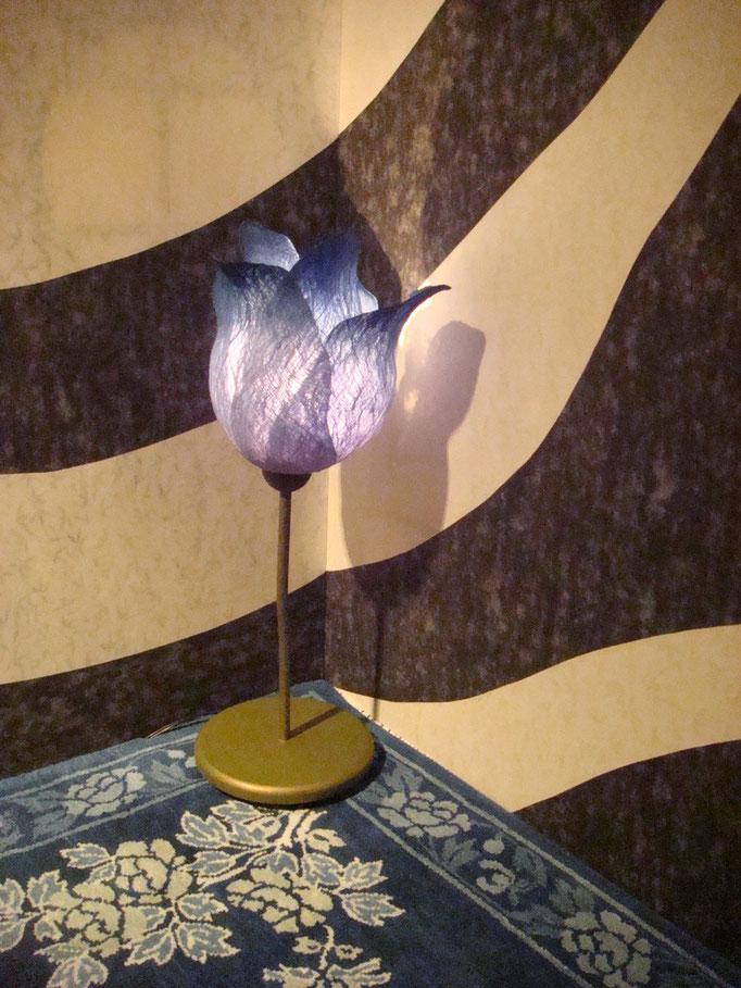 藍の花<夢叶う>
