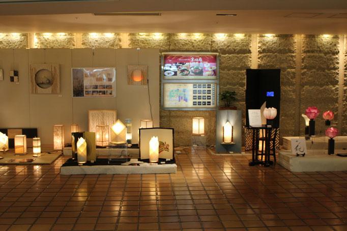 2014.3京都高島屋<A・KA・RI~アトリエMay~>