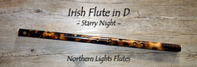 Irish Flute in D - Starry Night