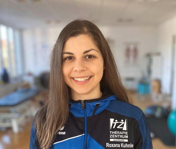 Roxana Kuhnle - Physiotherapeutin, Bobaththerapeutin, Schroththerapeutin, Pilates Kursleiterin