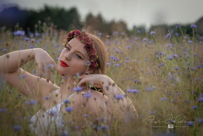 Model Helen - Kornfeld Shooting