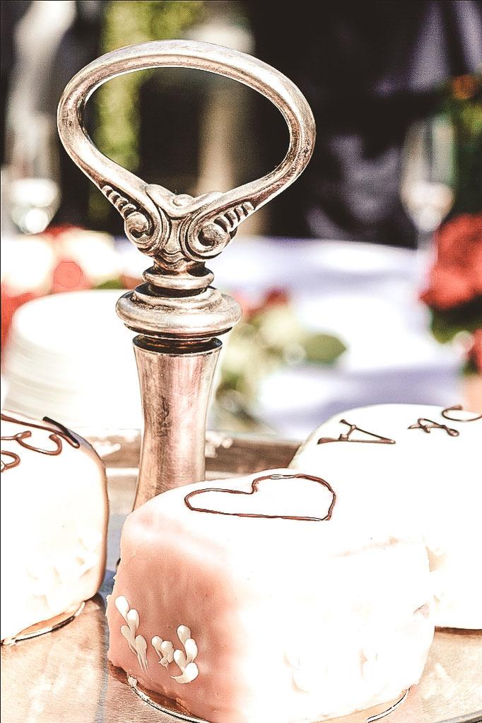 Hochzeitsgebäck